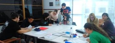 Projecte de mentoria dut a terme per aquesta fundació l'any 2015