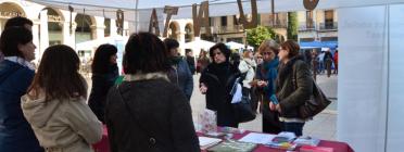 Imatge de la 1a Mostra d'Entitats de Voluntariat de Reus