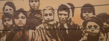 Secció del mural