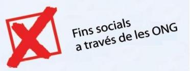 Fins socials a través de les ONG