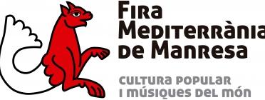 Logotip de la Fira Mediterrània de Manresa. Font: Fira Mediterrània de Manresa