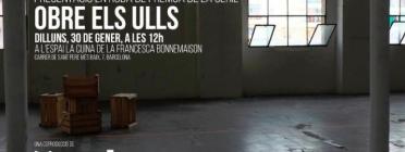Cartell de la campanya #ObreElsUlls. Font: Creu Roja
