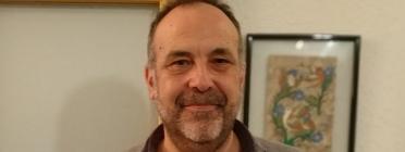 Paco Estellés, educador i treballador social.