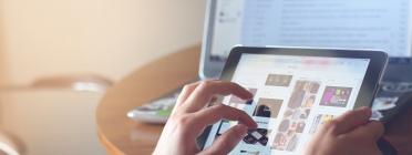 Moltes entitats socials van haver d'accelerar la digitalització amb la pandèmia. Font: CC0