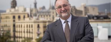 Jusèp Boya, exdirector de Patrimoni Cultural de la Generalitat de Catalunya