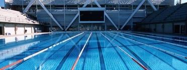 La piscina, el millor lloc per fer esport i refrescar-se