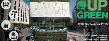 El Pop Up Green implica la ciutadania en la reflexió sobre el paisatge (imatge: congresarquitectura2016.org)