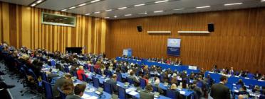 Projecte Home participa a la 61a edició de la Comissió d'Estupefaents de les Nacions Unides.