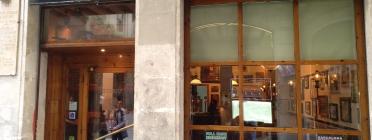 Imatge del pub irlandès que substitueix el Restaurant Pitarra