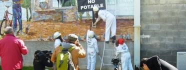 Veïns i entitats de la comarca cositueixen la Plataforma Salvem l'Empordà de Purins (imatge. iaeden)