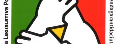 El logotip de la comissió promotora de l'ILP per a la renda garantida