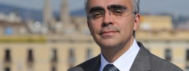 Ramon Terrassa i Cusí,  director general d'Acció Cívica i Comunitària del Departament de Benestar Social i Família