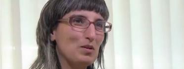 Sandra Castro, presidenta de l'associació Colors de Ponent