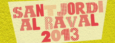 Sant Jordi al Raval 2013