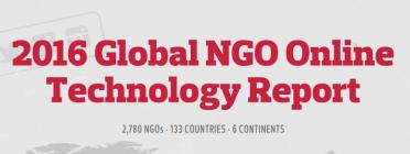 L'ús de les noves tecnologies per part de les entitats d'arreu del món