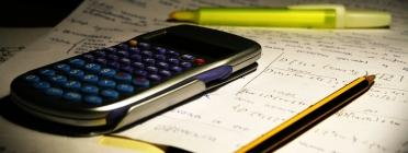 Calculador i llapis