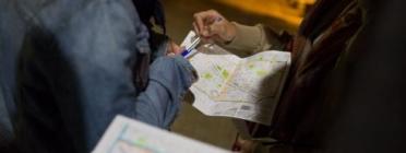 Persones sense llar     Font: Acollida.org