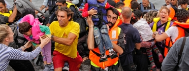 Les persones que han emigrat sense l'autorització del país de destí estan en situació administrativa irregular, però no són il·legals