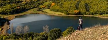 El cinquè llac, Montcortés (imatges: Associació Marques de Pastor)