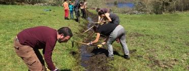 La Setmana de la Natura és un moment per conèixer el voluntariat ambiental (imatge: setmananatura.cat)
