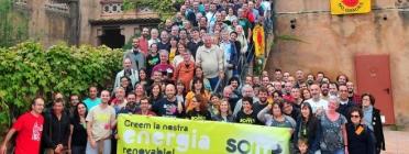 Escola d'estiu 2016 de Som Energia. Font: Som Energia