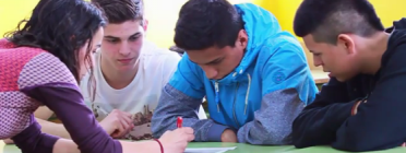 Formació Fescoop. Fotograma del vídeo sobre el programa