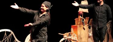 Teatre accessible. Font: Institut Municipal de Persones amb Discapacitat
