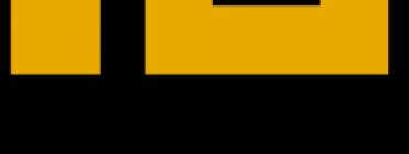 Logotip de Tecnocampus, centre adscrit a la Universitat Pompeu Fabra. Font: Tecnocampus