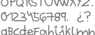 Tipografia Anna, creada per l'Anna Vives