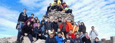 Participants de la XII Trobada de Voluntariat Lingüístic. Font: Xarxa Vives
