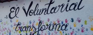 El voluntariat transforma la vida
