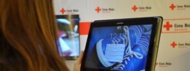 """L'app va rebre en el MWC els Premis a la innovació tecnològica de la Creu Roja en la categoria """"voluntariat""""."""
