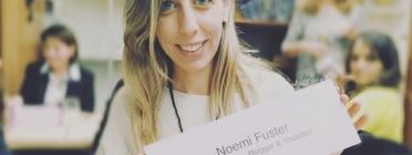 Noemí Fuster, 'youtuber' solidària del canal BonDiaMon.