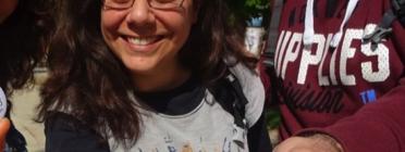 Sílvia Torralba du més de 12 anys com a voluntària del Moviment Quart Món.