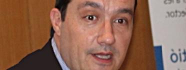 Xavier Bernadí, director general de Dret i d'Entitats Jurídiques del Departament de Justícia de la Generalitat de Catalunya. Font: Suport Associatiu