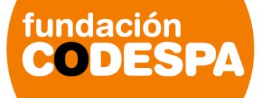 Logotip de la Fundació Codespa. Font: Fundació Codespa