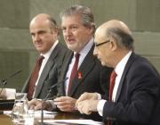 Roda de premsa posterior al Consell de Ministres. Font :www.lamoncloa.gob.es