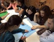 Imatge de joves participants en programes Tresca. Font: Fundesplai