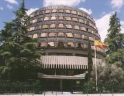 Tribunal Constitucional. Font: web del TC