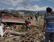 terratrèmol i tsunami a Indonèsia