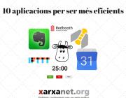 10 aplicacions per ser més eficients!