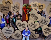 #Ningúdormint al carrer - Arrels Fundació