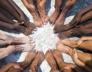 Persones de diferents races. Font: CCOO