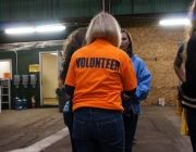 Voluntària. Font: Flickr ccbarr