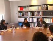 Imatge de la reunió. Font: web ccma.cat