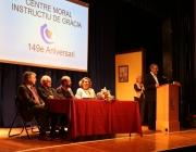 Imatge de la celebració del 149è aniversari de l'entitat