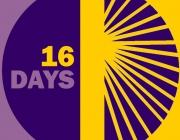Logotip dels 16 dies d'activisme contra la violència de vers les dones 2011