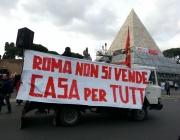 Manifestació a Roma. Font: Reppublica.it
