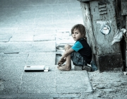 Refugiada siriana. Font: Bengin Ahmad, Flickr
