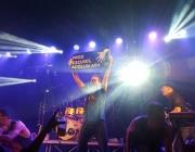 L'Oriol Barri en concert / Foto: Oriol Barri